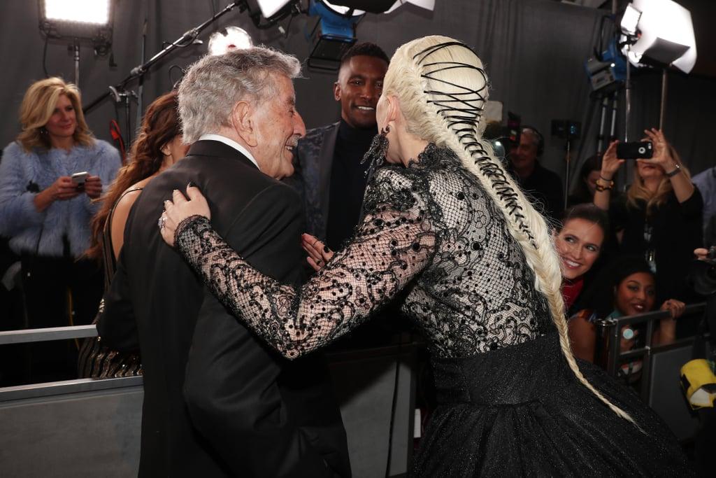 Tony Bennett's Reaction to Lady Gaga's Oscar Nominations