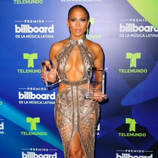 Jennifer Lopez's Sexiest Moments 2017