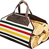 Dot & Bo Striped Frontier Log Carrier by Pendleton