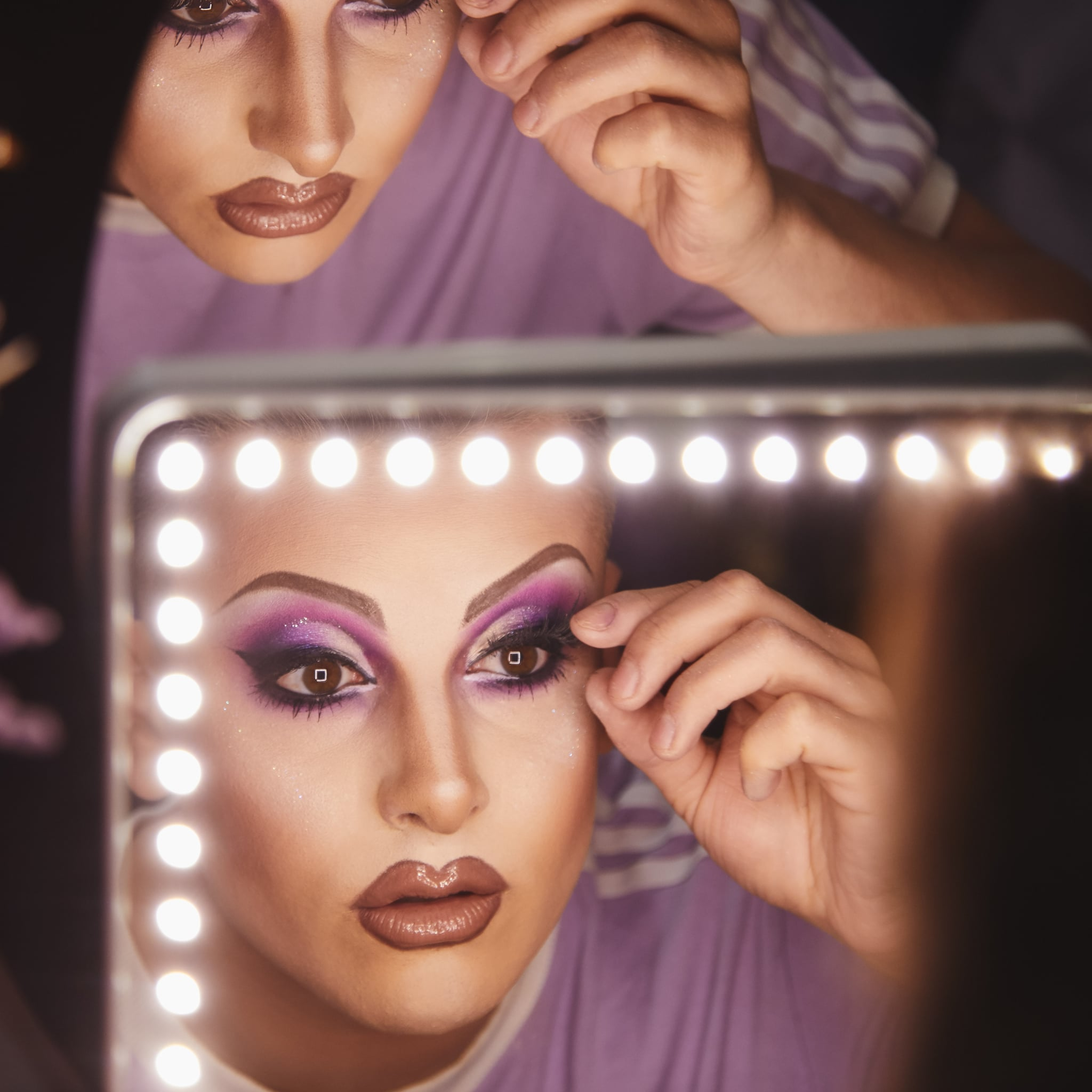 How Does a Drag Queen Get Ready?  POPSUGAR Beauty