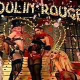 """Lady Marmalade"" by Pink, Christina Aguilera, Mya, and Lil' Kim"