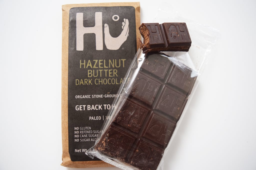 Hu Kitchen Hazelnut Butter Dark Chocolate Best Whole Foods Chocolate Popsugar Food Photo 3