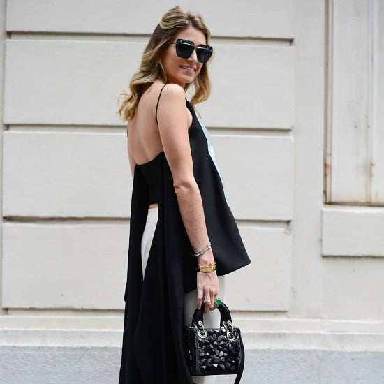 Haute Couture Fashion Week's Street Style Stars Step Out