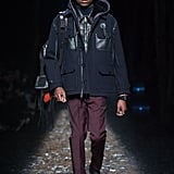 Coach's NYFW Show Was Super Dark ... but What the Models Were Holding Caught Our Eye