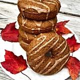 Desserts: Vegan Cider Doughnuts