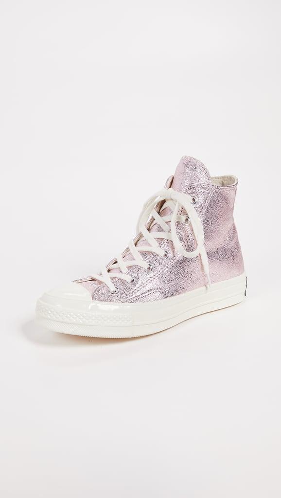 cb181435916 Converse Chuck 70s High Top Heavy Metal Sneakers