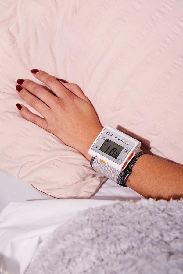 Shake-N-Wake Silent Alarm Clock