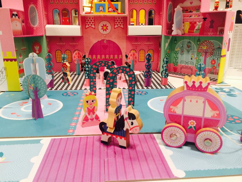 Janod Princess Palace Story Box