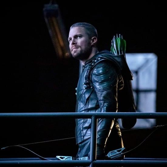 Is Arrow Canceled on The CW?