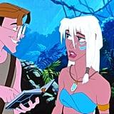 Atlantis: The Lost Empire, 2001