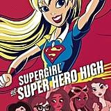 Supergirl at Super Hero High