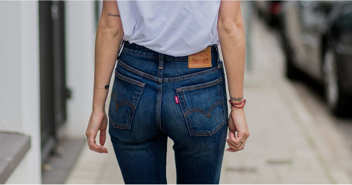 b60d8270 How to Buy Vintage Jeans   POPSUGAR Fashion Australia