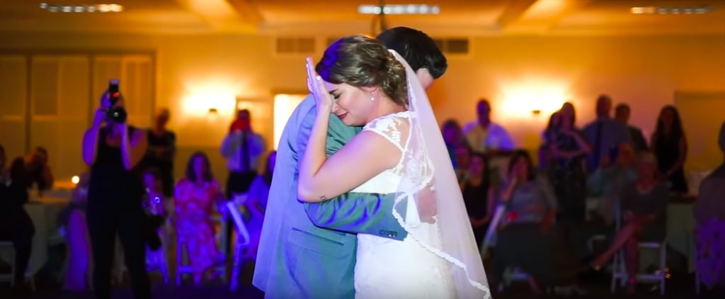 5 Brothers Dance With Sister at Wedding in Honor of Late Dad