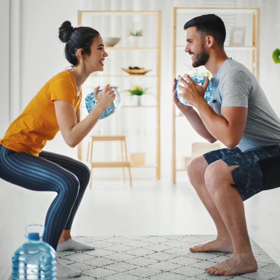 Home Weight Alternative Ideas For Squats From a Trainer