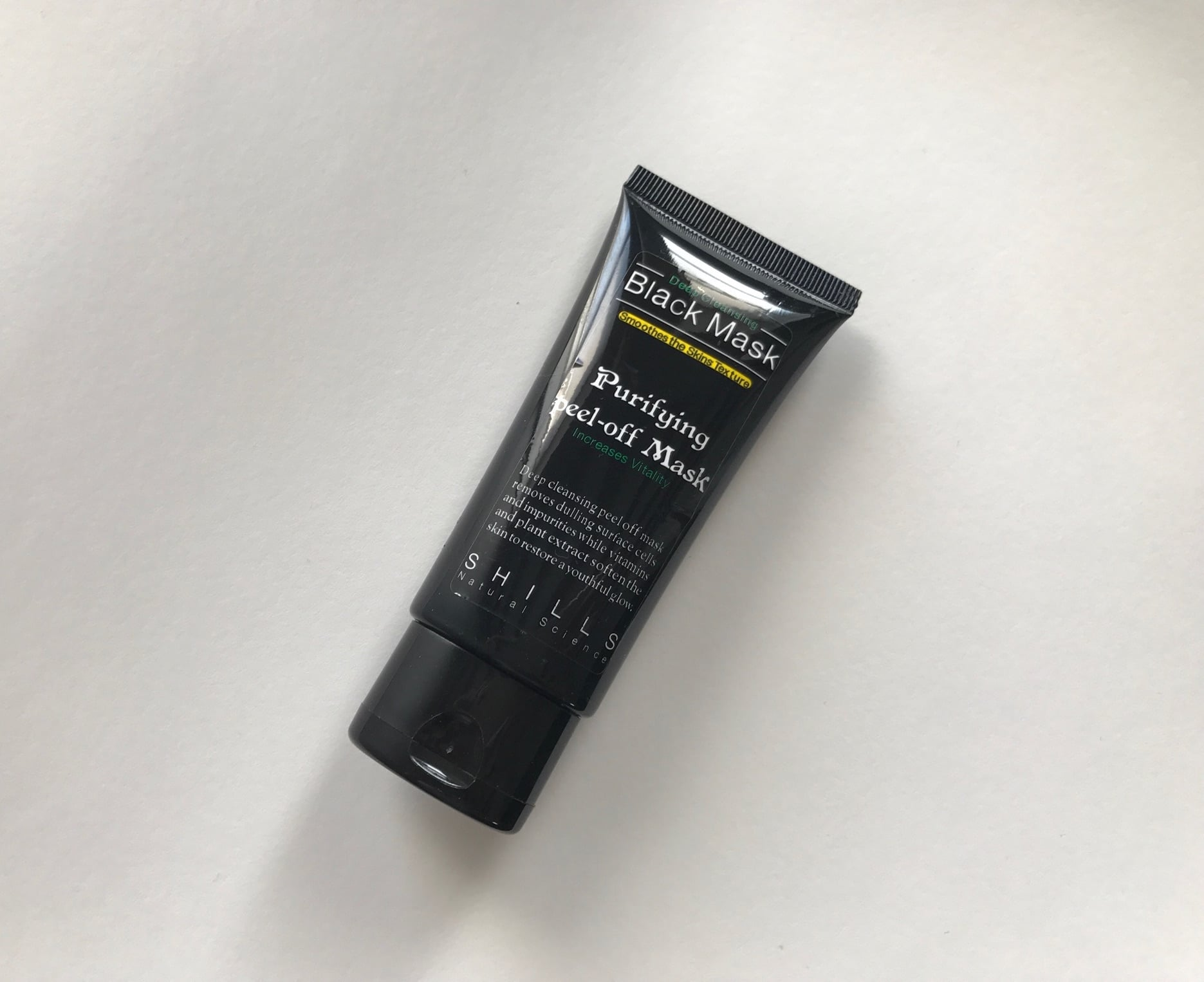 Shills Purifying Black Face Mask Review Popsugar Beauty 2 If Youre Impatient Like Me Dont Buy It Through An Instagram Ad