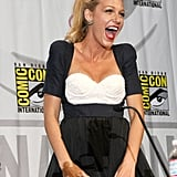 Ryan Reynolds and Blake Lively Bring Their Sexiness and Green Lantern Hype to WonderCon