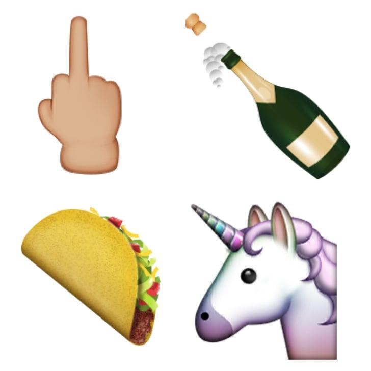 New Emoji 2015