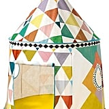 Djeco Multi-Coloured Tent Hut
