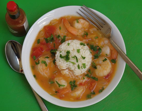 Fast and easy shrimp touffee recipe popsugar food forumfinder Image collections