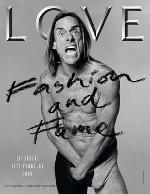 Love Magazine: The Previews
