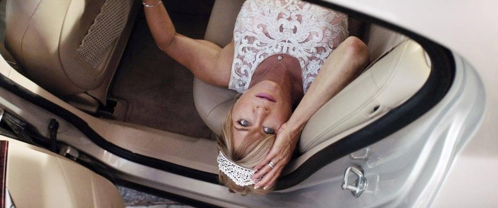 Jennifer Aniston's French Manicure in Dumplin'