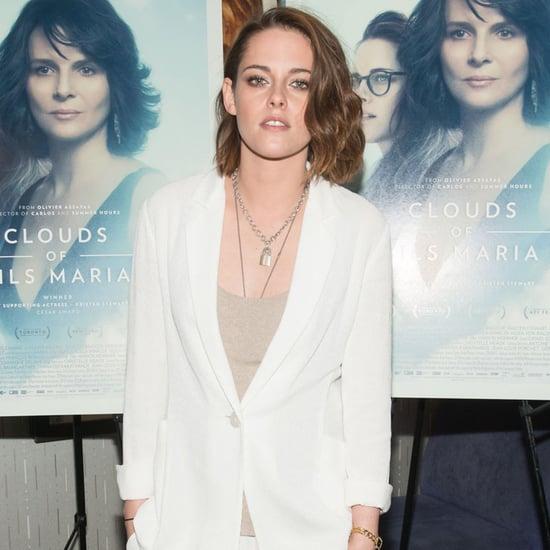 Kristen Stewart at Clouds of Sils Maria Screening 2016