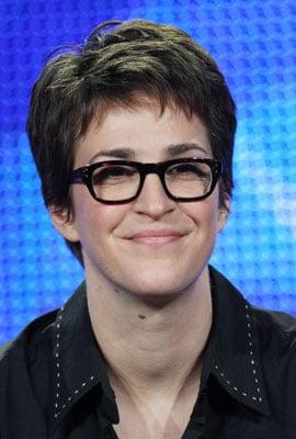Do, Dump or Marry? Rachel Maddow