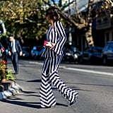 A True Power Suit Has Sequins or Bold Stripes