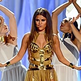 """Selena Gomez performed """"Come & Get It"""" at the Billboard Music Awards."""