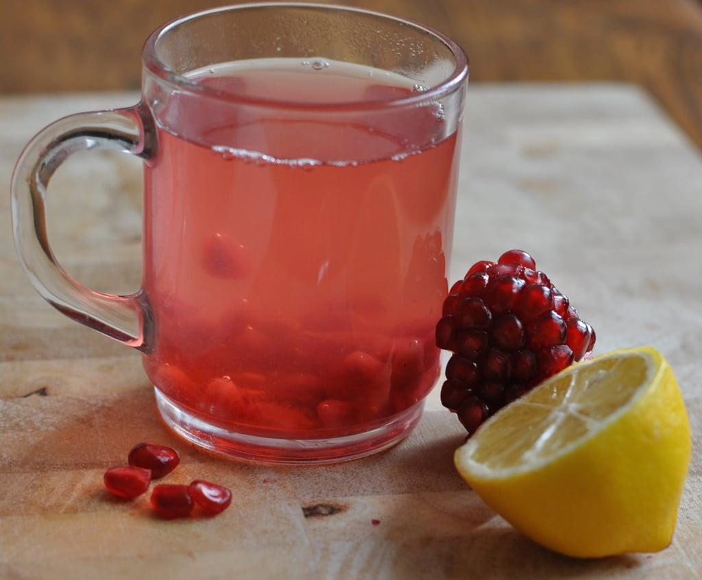 Lemon and Pomegranate