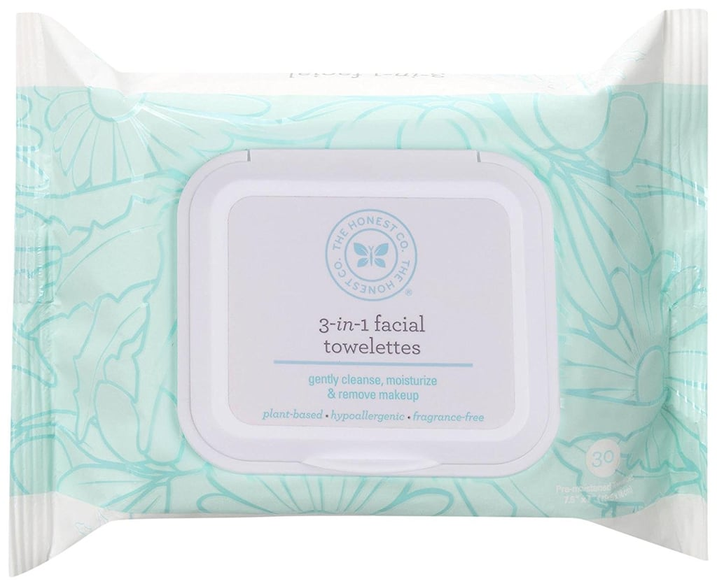 The Honest Co. 3-in-1 Facial Towelette