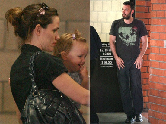 Pictures of Jen, Violet and Ben