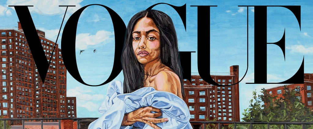 Vogue Commissions 2 Black Artists to Paint September Covers
