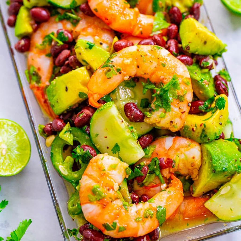 Low Carb Shrimp Recipes Popsugar Fitness