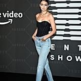 Gigi Hadid at the Savage x Fenty New York Fashion Week Show