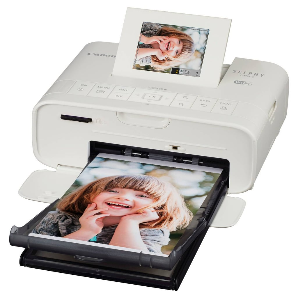 Canon Selphy Wireless Photo Printer