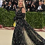 Rita Ora's Prada Met Gala Dress 2018