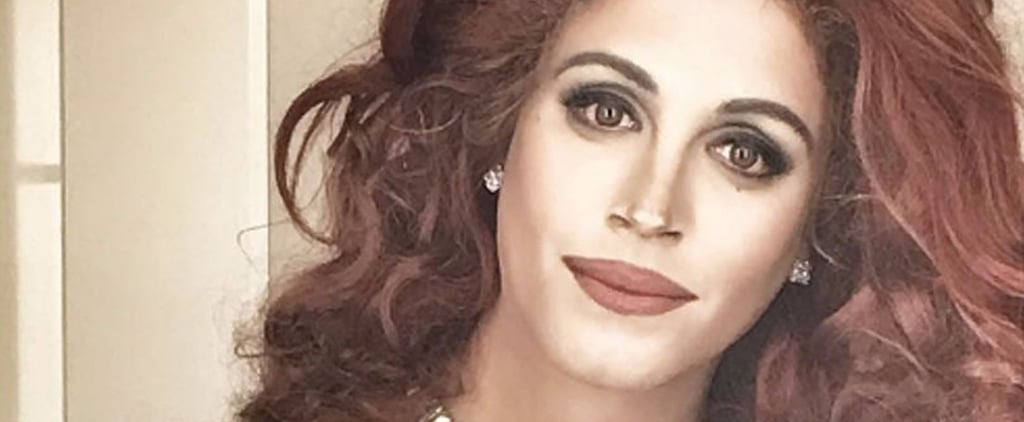 See How 1 Man Transforms Into Julia Roberts, Britney Spears, and More With Makeup