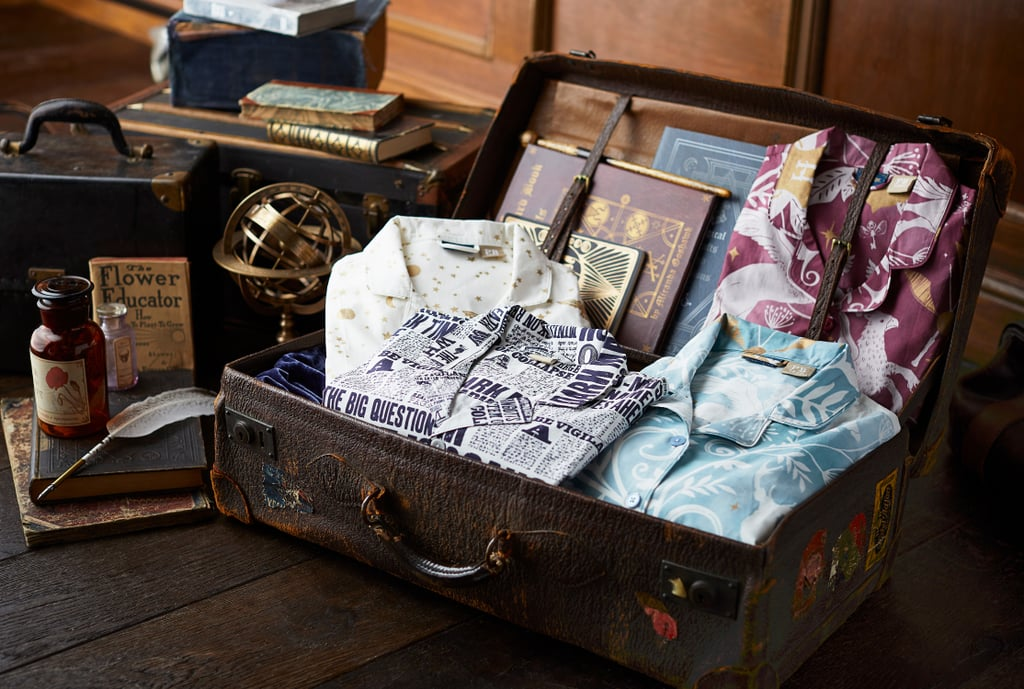 Pack your trunk for Hogwarts vacation or college!