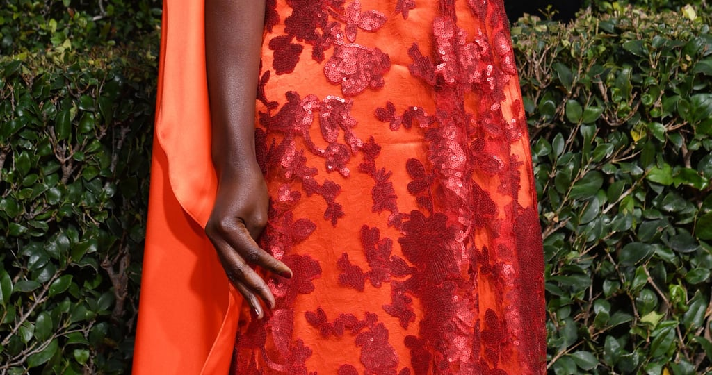 Danai Gurira at Golden Globes