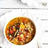 Slow-Cooker Vegetable Barley Soup