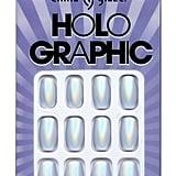 China Glaze Holo Graphic Pre-Glued Nails