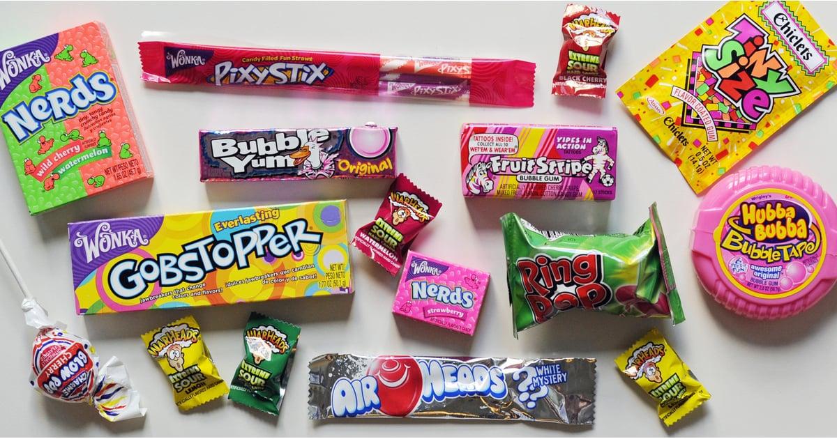 90s Candy Popsugar Food