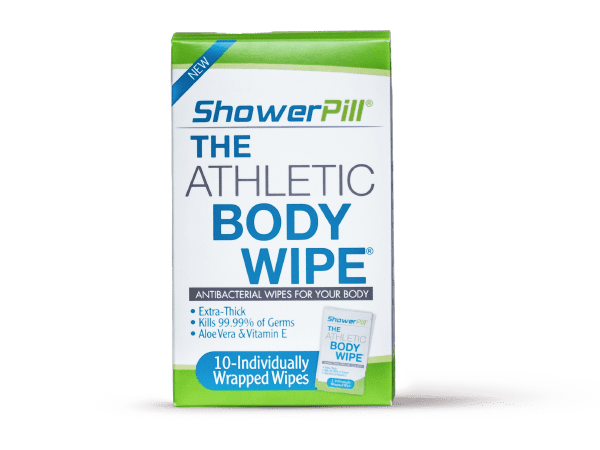 Athletic Body Wipes