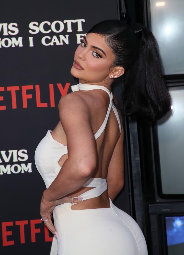 Kylie Jenner Recreated Bella Hadid's Ponytail