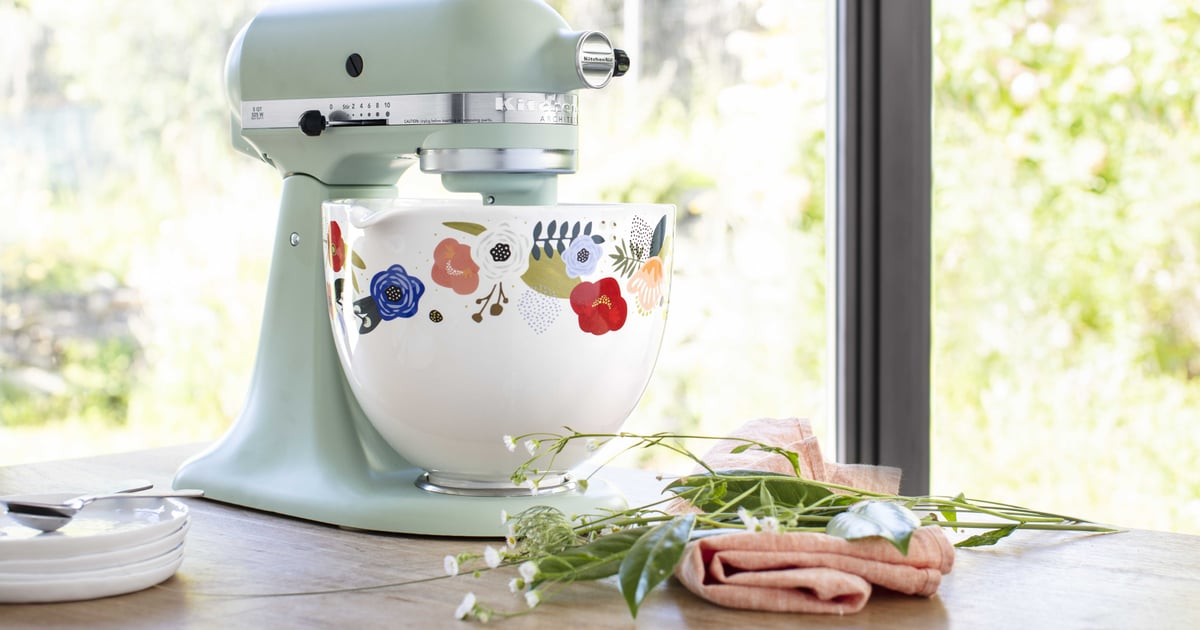 Kitchenaid S New Stand Mixer Ceramic Bowl Designs
