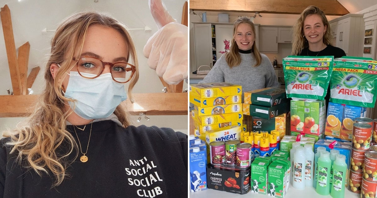 How Made In Chelsea's Eliza Batten Is Using Depop to Raise Money to Tackle Food Poverty in the UK
