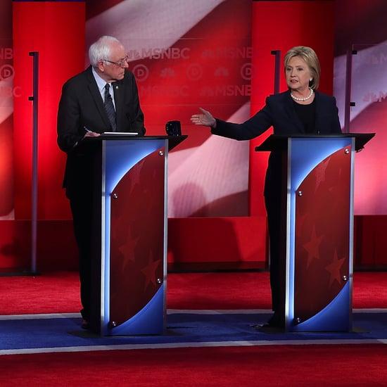 Wall Street Topic During Democratic Debate