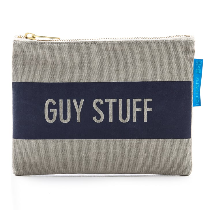 If He's Got Stuff to Carry