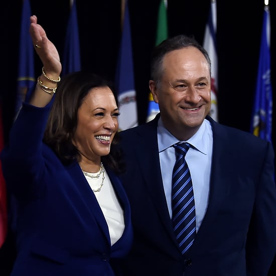 How Did Kamala Harris Meet Husband Doug Emhoff?